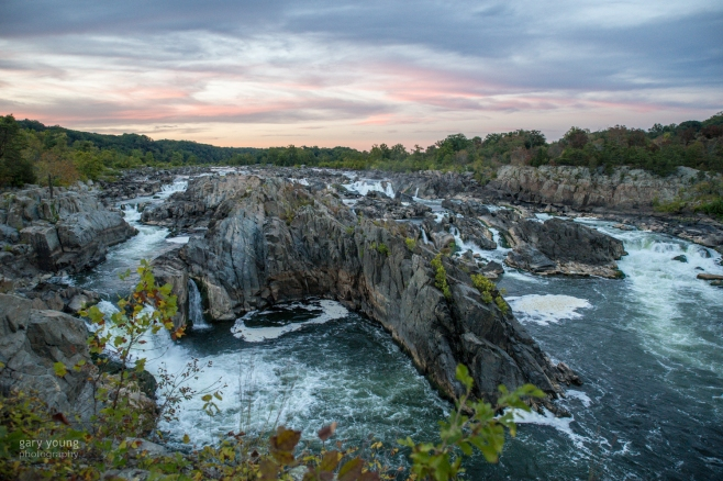 Great Falls Sunset 2